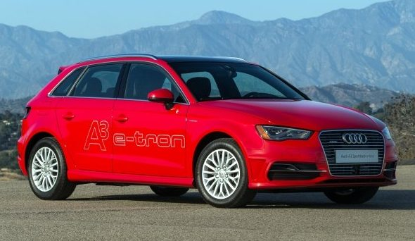 Road Test: 2016 Audi A3 E-Tron