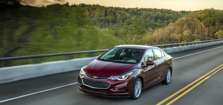 News: Chevrolet Cruze Diesel Hits 52 MPG Mark