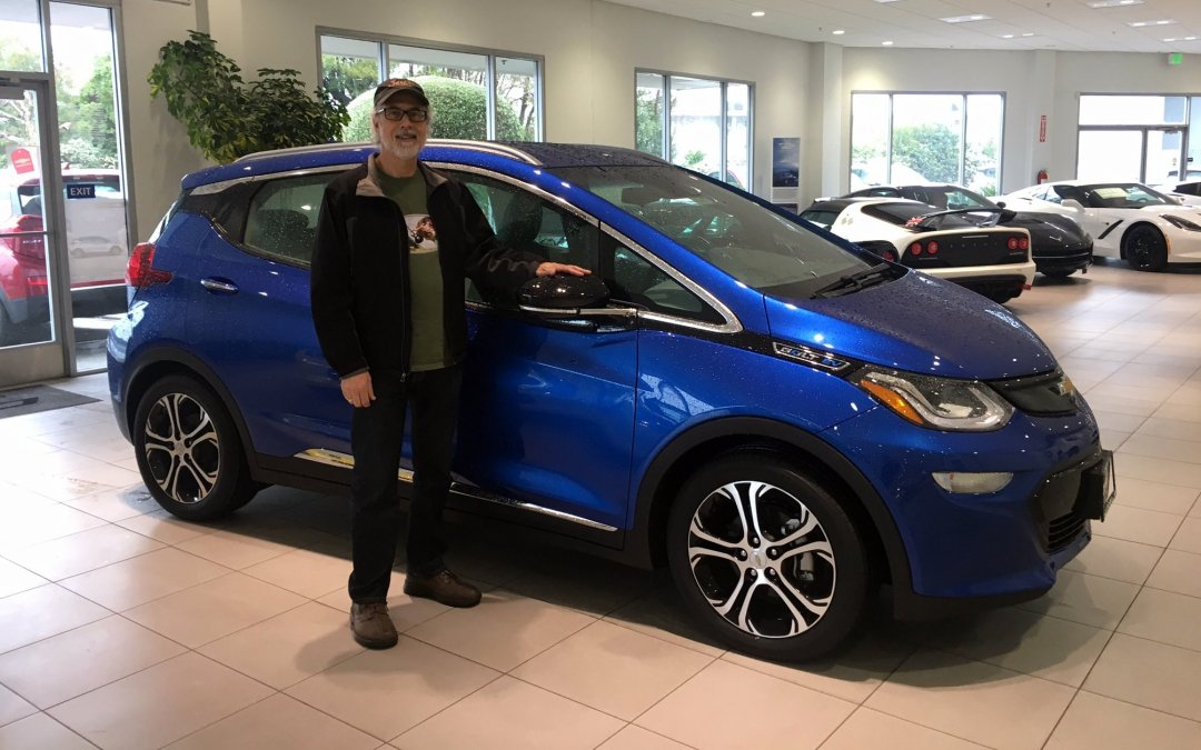 Personal: My Chevrolet Bolt EV–One Month Along