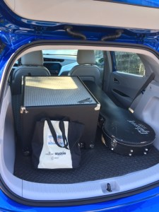 2017 Chevrolet Bolt,storage