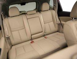 Nissan Rogue Hybrid AWD, rear seat