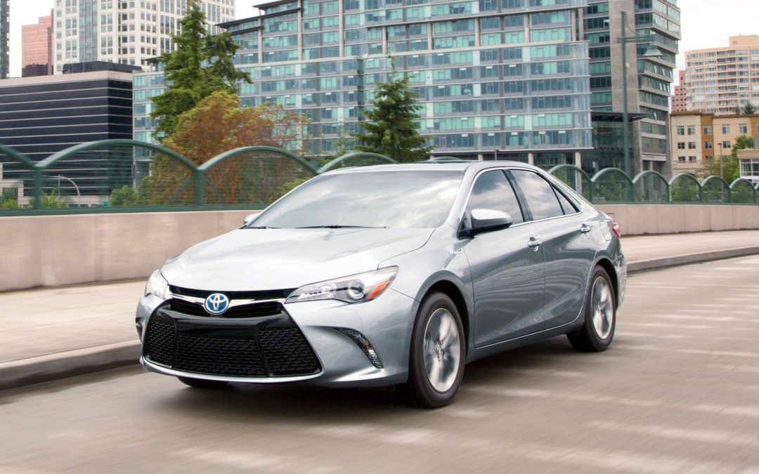 Road Test: 2017 Toyota Camry Hybrid