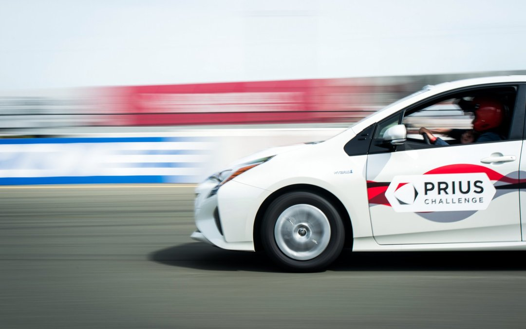 News: Toyota Sponsors Race About Efficiency, Not Speed