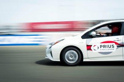 Toyota Prius Challenge