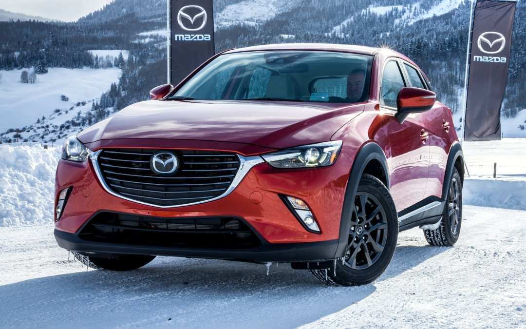 Road Test: 2017 Mazda CX-3 Crossover SUV