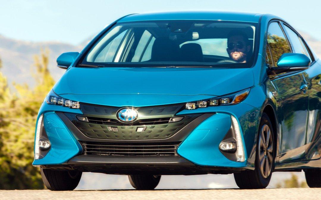Road Test: 2017 Toyota Prius Prime