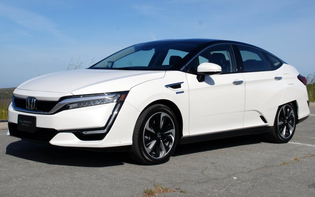First Drive: 2017 Honda Clarity Fuel Cell Electric