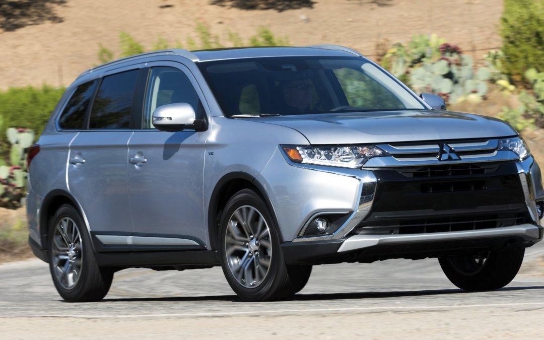 Road Test: 2017 Mitsubishi Outlander