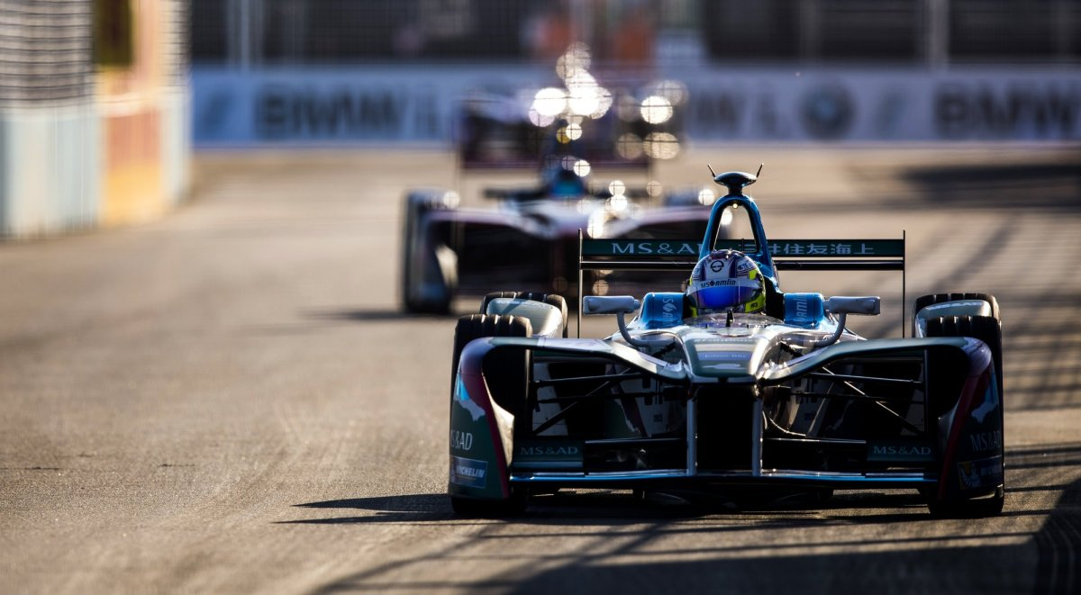Formula E New York City