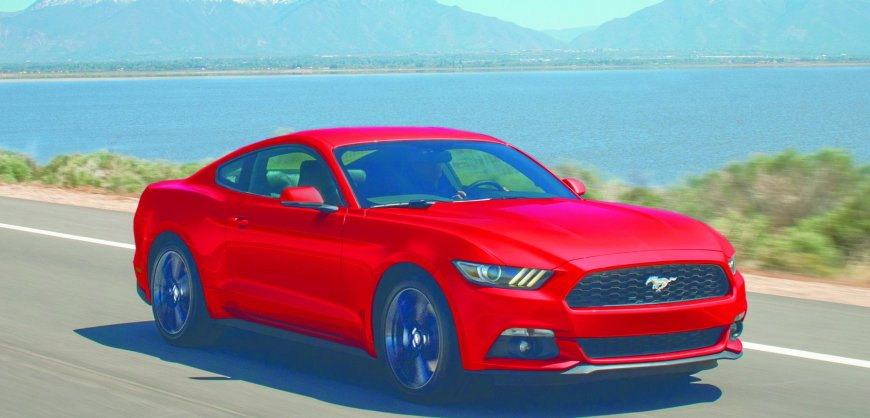Ford Electrification, Ford Mustang