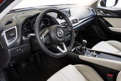 2017 Mazda3,interior