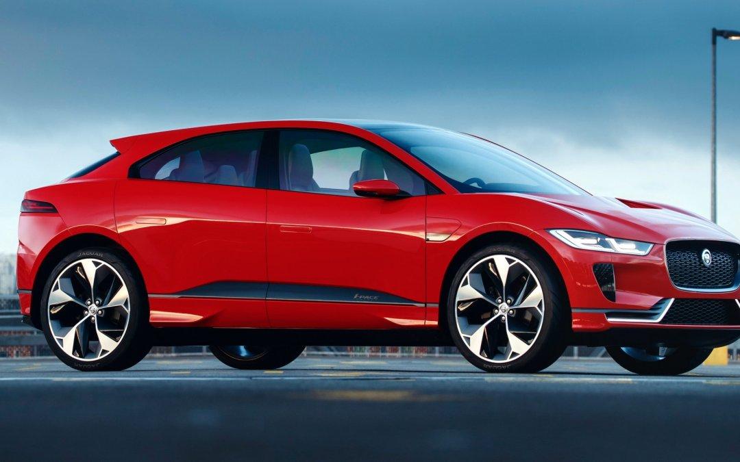 News: Jaguar I-Pace: A Concept Becomes Real