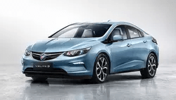 Buick Velite 5 Extended-Range Electric Vehicle