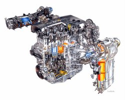 Ecotec 1.6L Turbo Diesel illustration