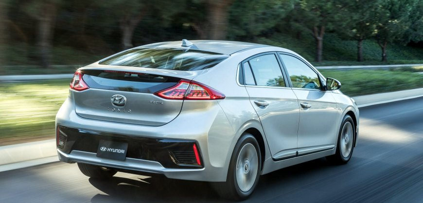 Road Test 2017 Hyundai Ioniq Electric