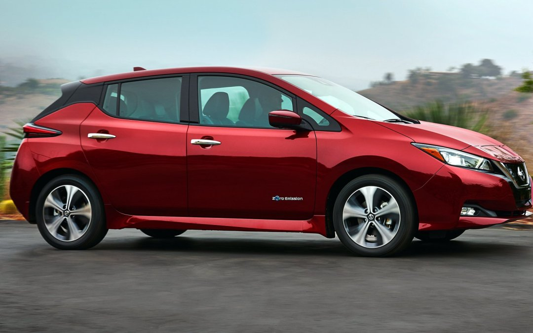 News: Second Generation Nissan Leaf Introduced