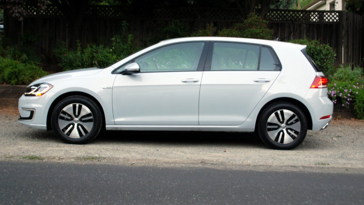 VW,2017 Volkswagen e-Golf