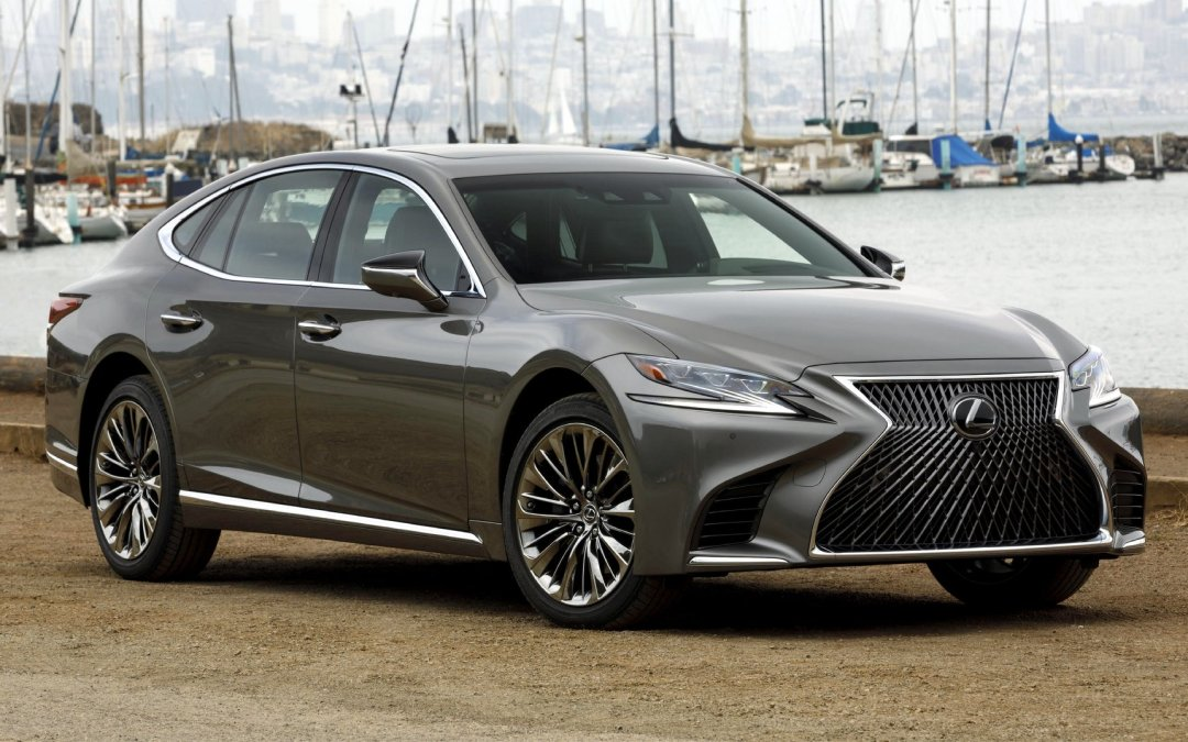 News: 2018 Lexus LS 500 and 500h World Debut