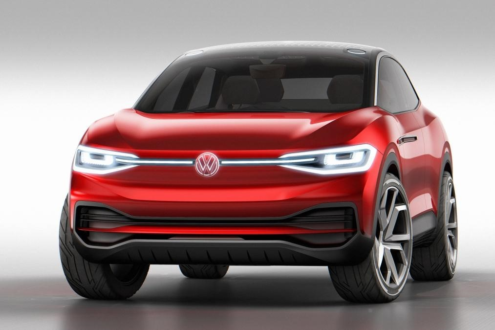 News: Volkswagen Introduces I.D. Crozz to EV Lineup