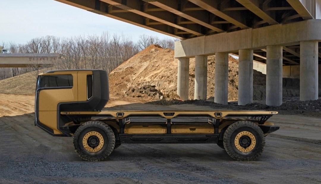 News: GM Shows Autonomous Fuel Cell EV Platform