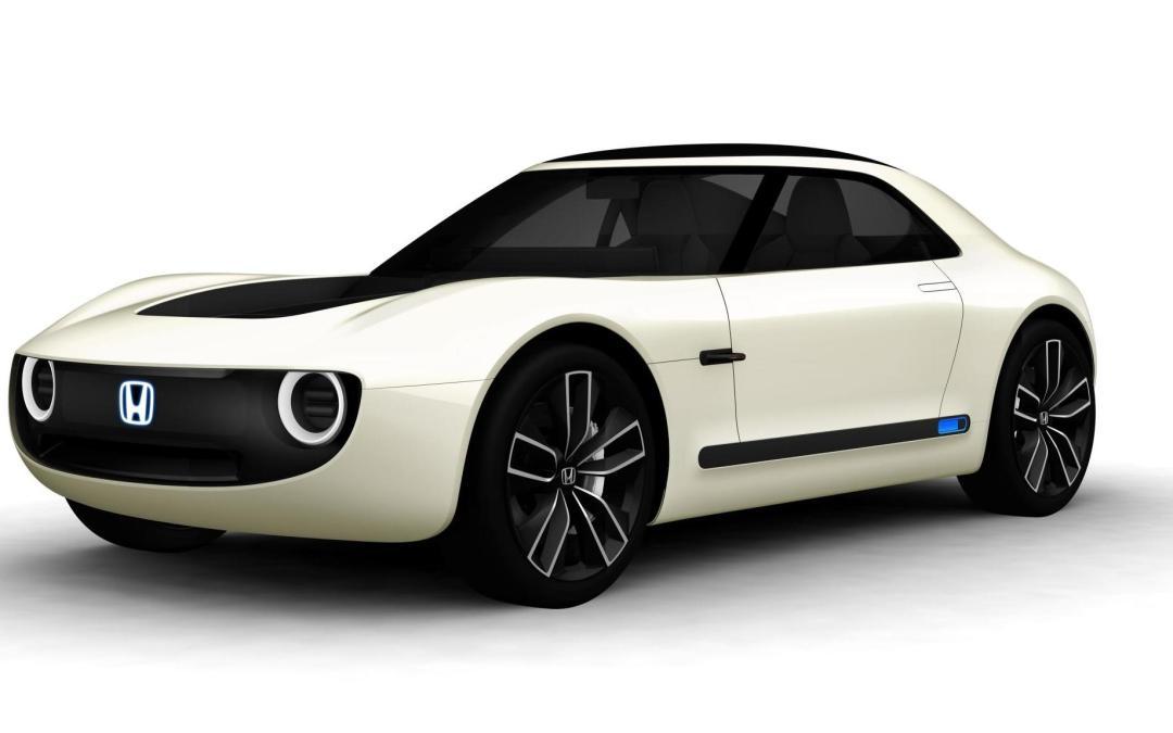 News: Honda Takes Wraps Off Sports EV Concept