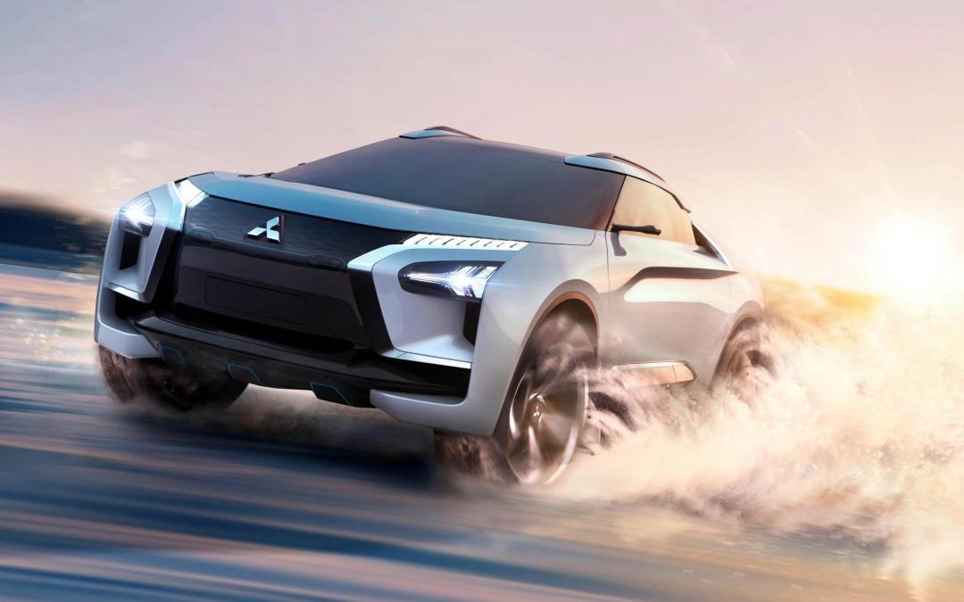News: Mitsubishi e-Evolution Debuts in Tokyo