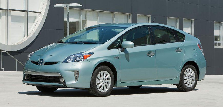 Toyota Prius Plug-in used hybrid