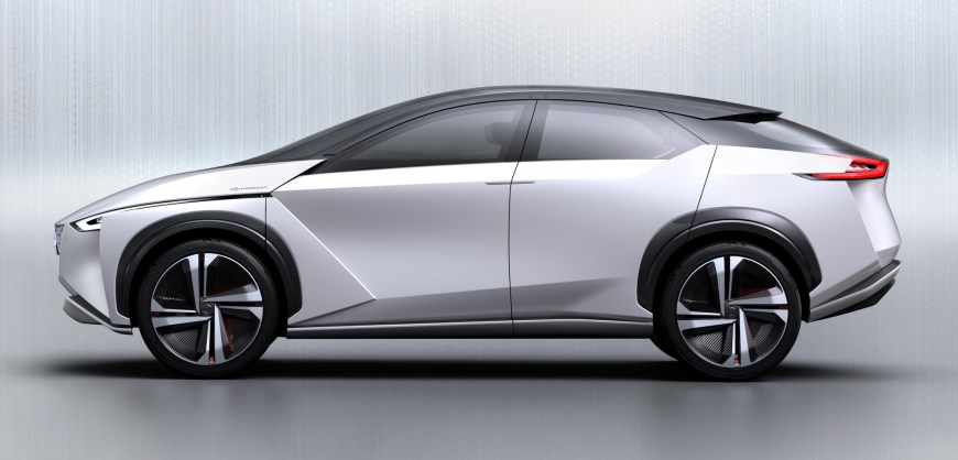 Nissan IMx EV Crossover