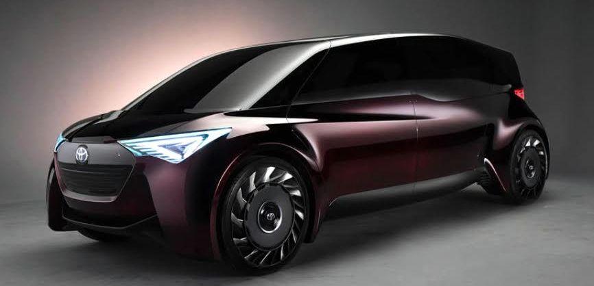 Toyota Tokyo Motor Show concept