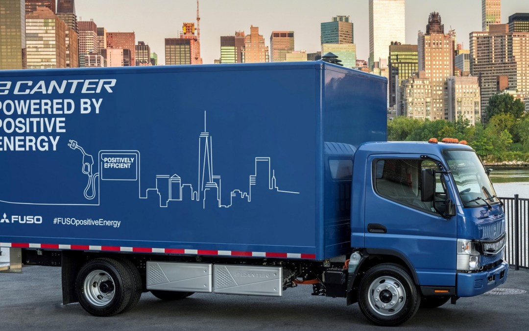 News: Daimler Launches Fully Electric Truck