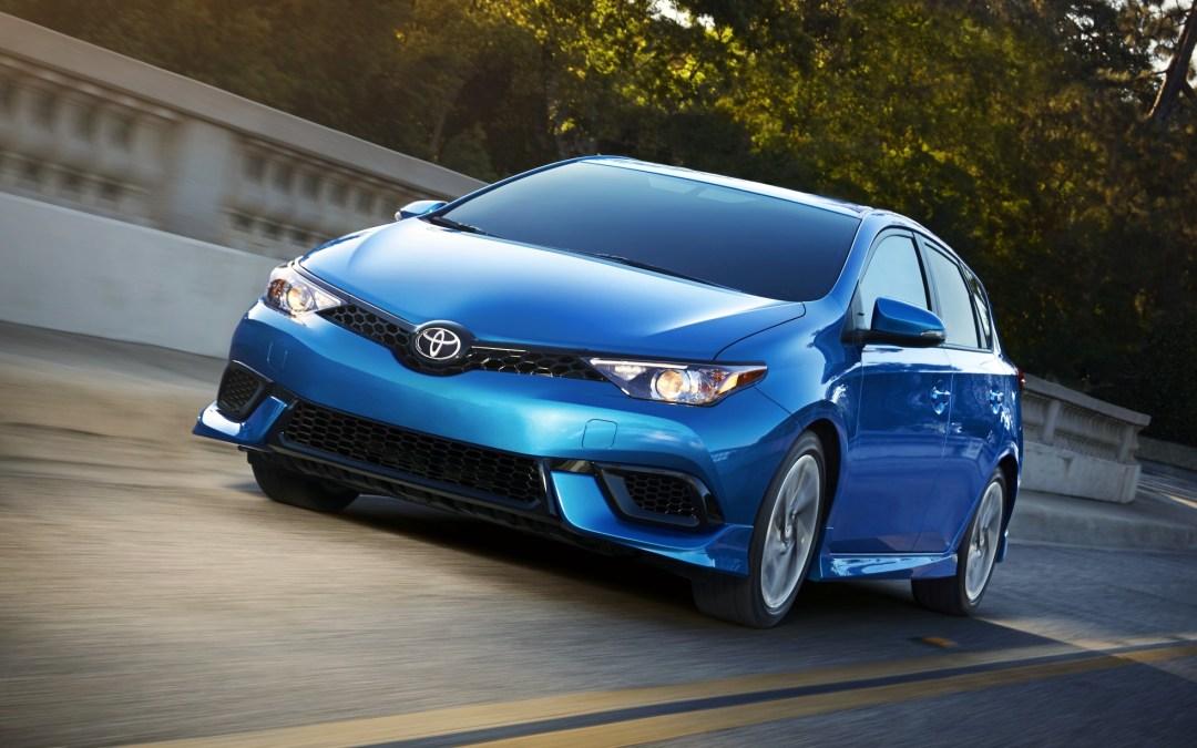 Flash Drive: 2017-2018 Toyota Corolla iM CVT