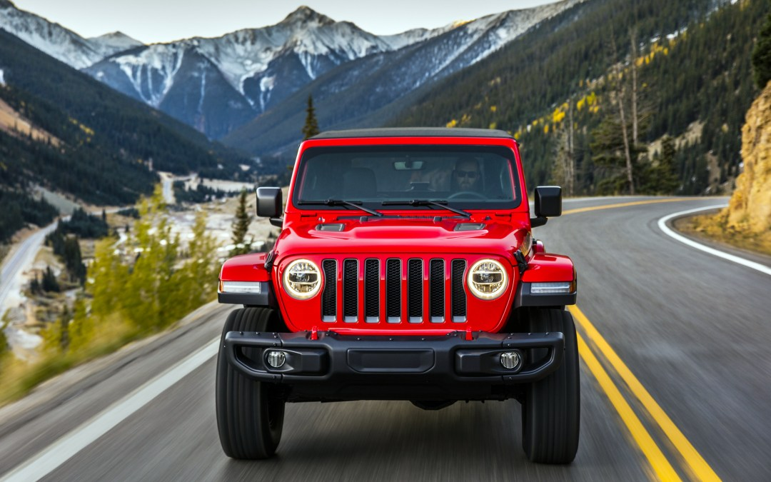 News: New Jeep Wrangler Gets Mild Hybrid in 2018, Diesel in 2019, Plug-In Hybrid in 2020