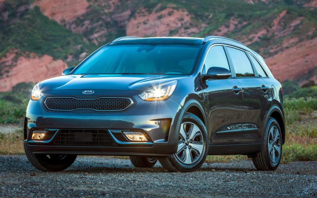 News: 2018 Kia Niro Plug-in Hybrid Introduced