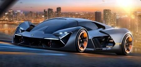 News: Lamborghini Terzo Millennio: New Electric Supercar