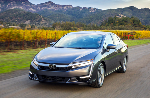 2018 Green Car of the Year
