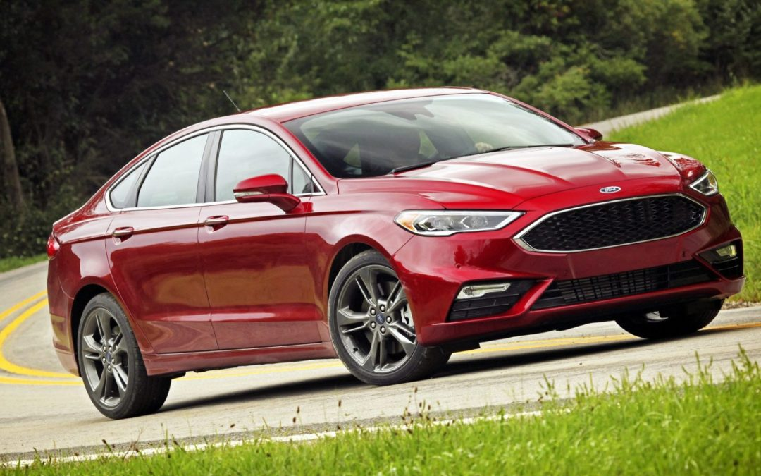 Road Test: 2017 Ford Fusion Sport