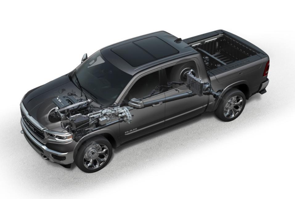 2019 Ram 1500 Hybrid