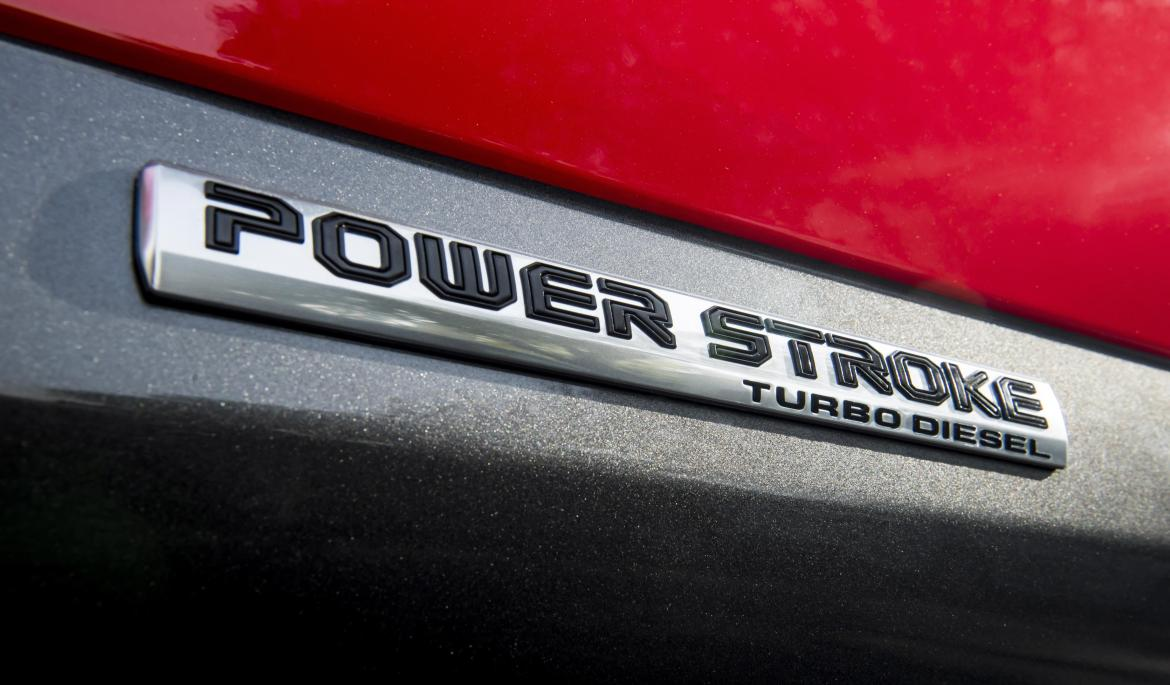 2018 Ford F-150 Power Stroke Diesel