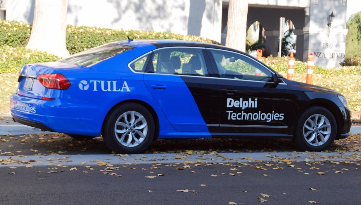 Delphi 48-volt