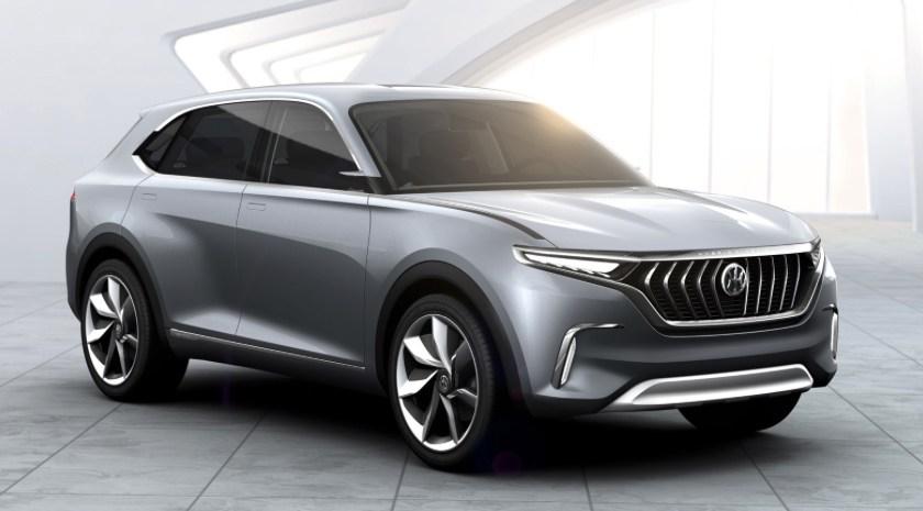 News: GAC Shows EV Crossover Concept in Detroit