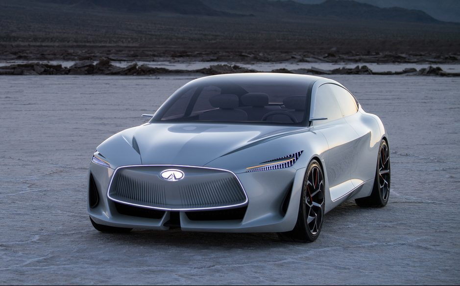News: Infiniti Q Inspiration Concept Introduced in Detroit