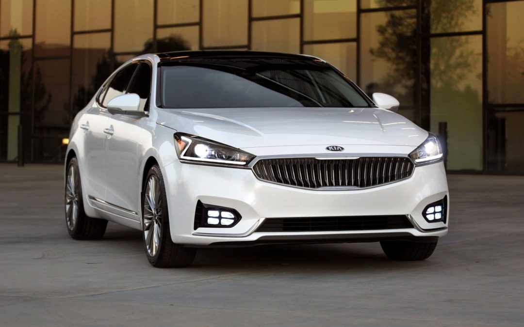 Road Test: 2017 Kia Cadenza Limited