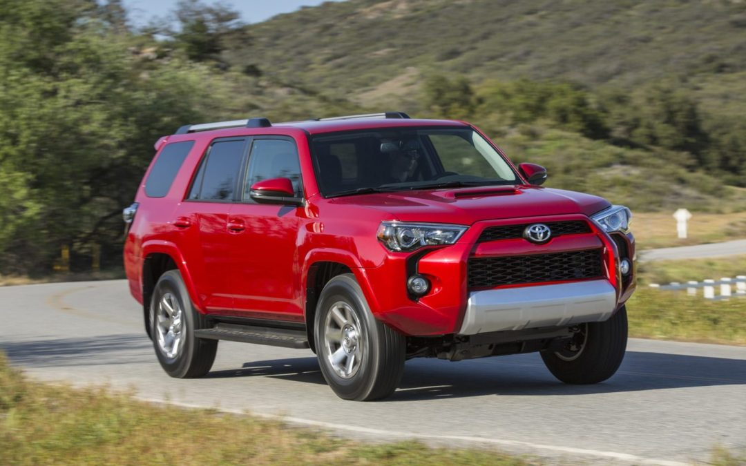 Road Test: 2017 Toyota 4Runner TRD 4X4 Premium