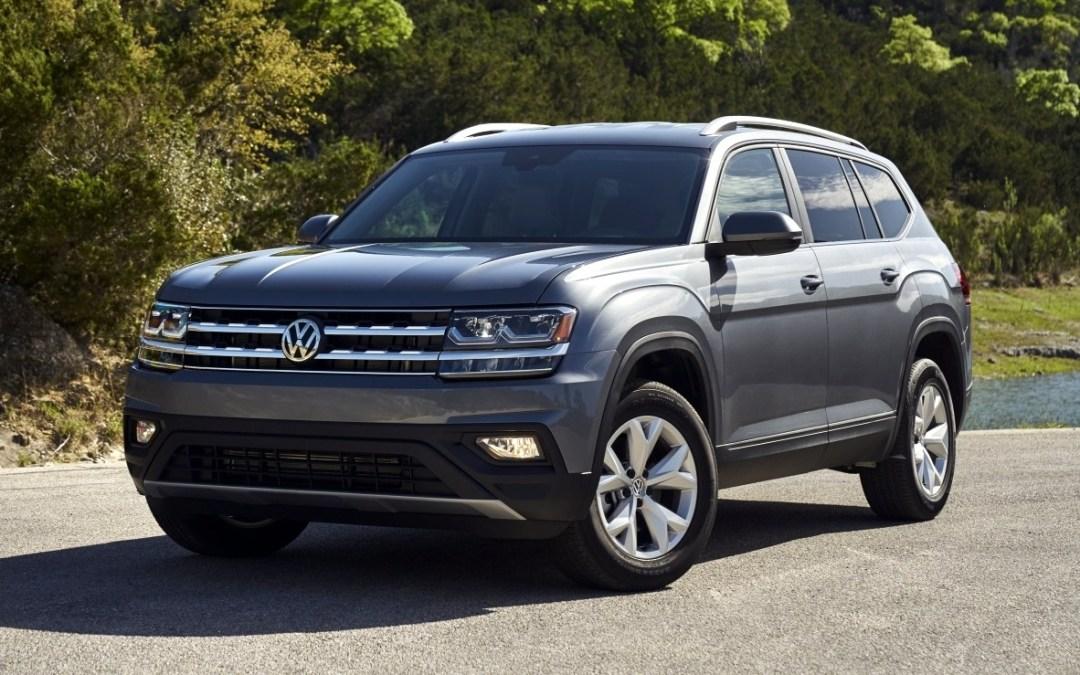 Road Test: 2018 Volkswagen Atlas V6
