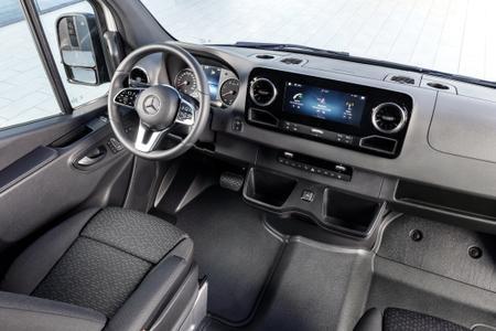 2019 Mercedes-Benz eSprinter