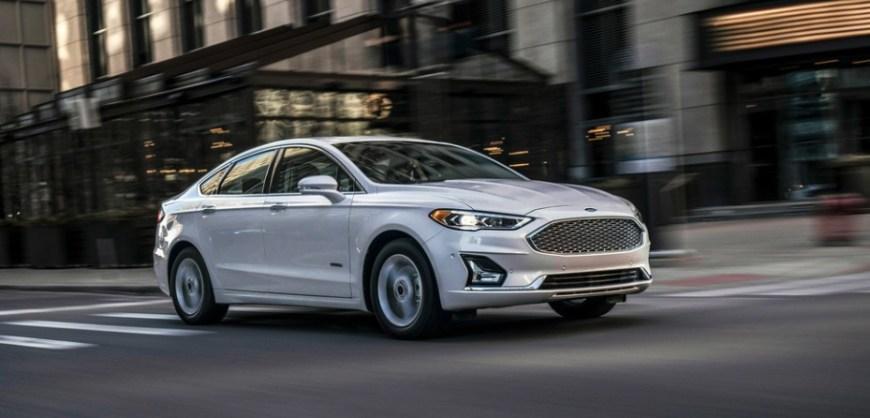 Image result for 2019 Fusion Energi plug-in hybrid sedan