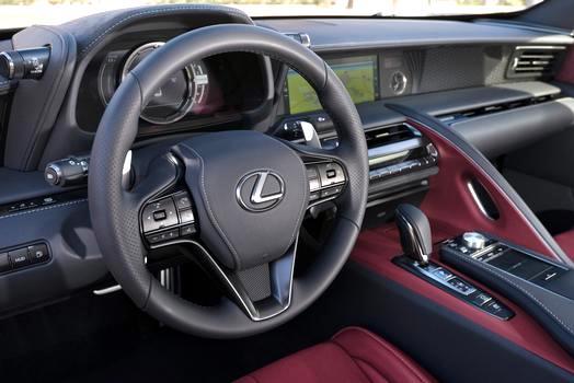 Road Test 2018 Lexus Lc 500h Clean Fleet Report