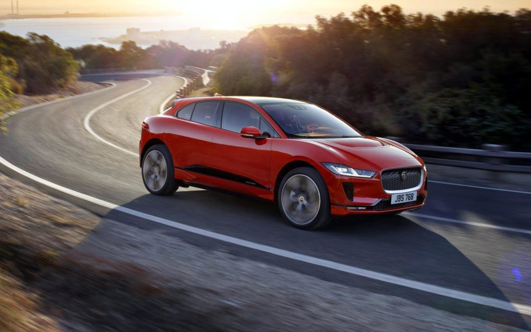 News: 2019 Jaguar I-Pace Electric SUV Revealed