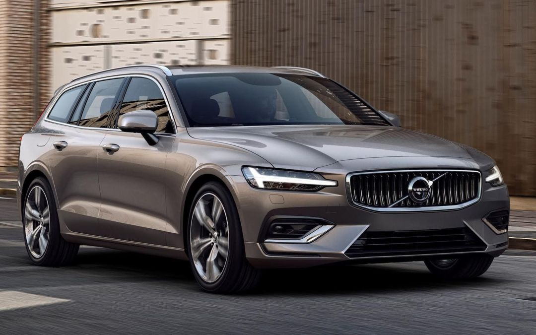 News: 2019 Volvo V60 Wagon Will Have Two PHEVs, One For U.S.
