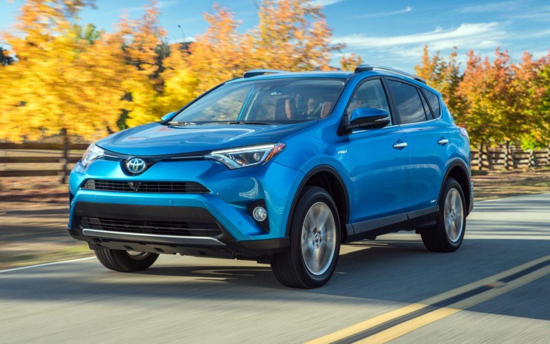 Road Test: 2018 Toyota RAV4 Hybrid SE